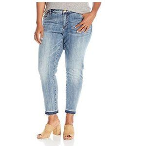Kut from the Kloth Reese Ankle Straight Jeans